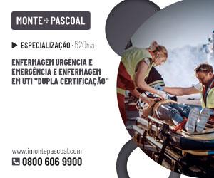 """Publicidade: Enfermagem Urgência e Emergência e Enfermagem em UTI """"Dupla Certificação"""""""