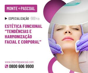 """Publicidade: Estética Funcional """"Tendências e Harmonização Facial e Corporal"""""""